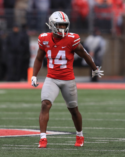 KJ Hill Ohio State Buckeyes Licensed Unsigned Photo 16