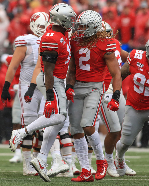 Chase Young Ohio State Buckeyes Licensed Unsigned Photo