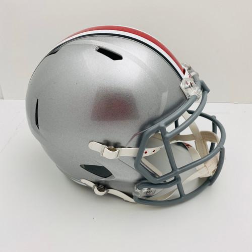 Ohio State Buckeyes Full Size Riddell Speed Helmet