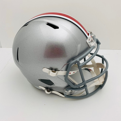Ohio State Buckeyes Full Size Riddell Speed Helmet