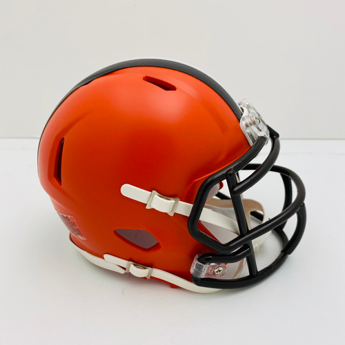 Cleveland Browns Riddell Speed Mini Helmet