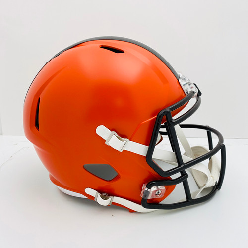 Cleveland Browns Full Size Riddell Speed Helmet