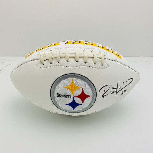 Ryan Shazier Pittsburgh Steelers Autographed Football - PSA Authentic