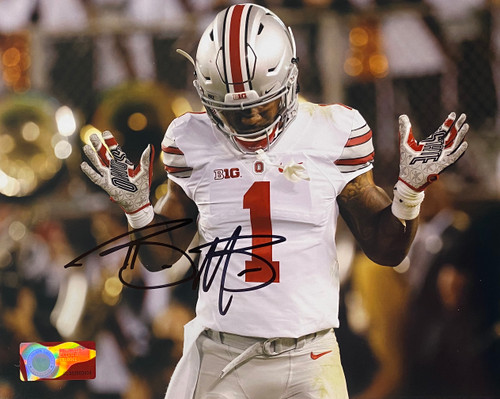 Braxton Miller Ohio State Buckeyes 8-3 8x10 Autographed Photo - Certified Authentic