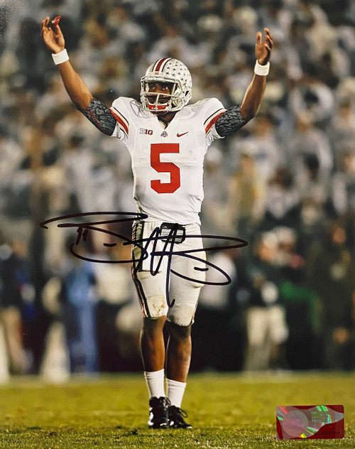 Braxton Miller Ohio State Buckeyes 8-4 8x10 Autographed Photo - Certified Authentic