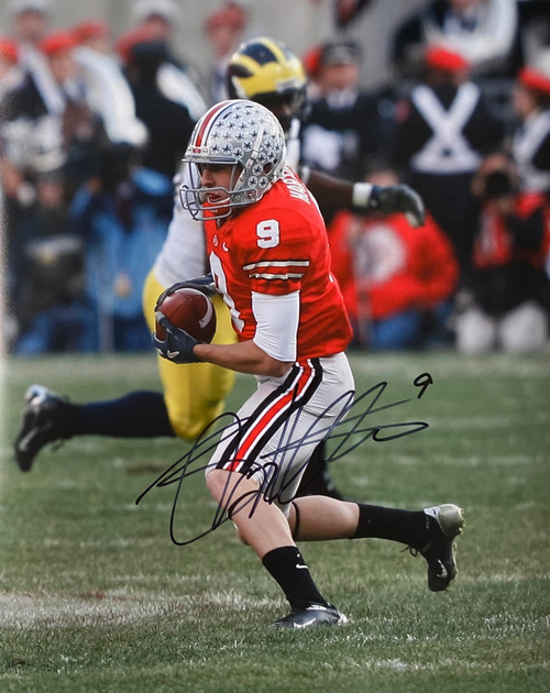 Brian Hartline Ohio State Buckeyes 16-3 16x20 Autographed Photo - Certified Authentic