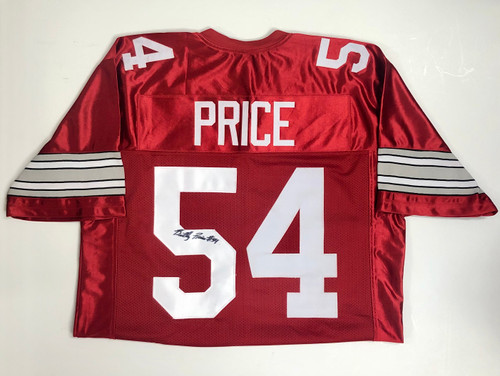 Billy Price Ohio State Buckeyes Autographed Jersey - Certified Authentic