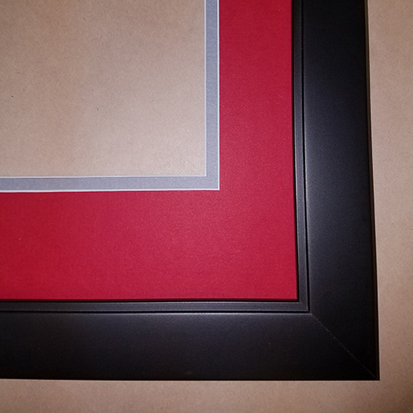 16x20 Frame for 11x14 Photo