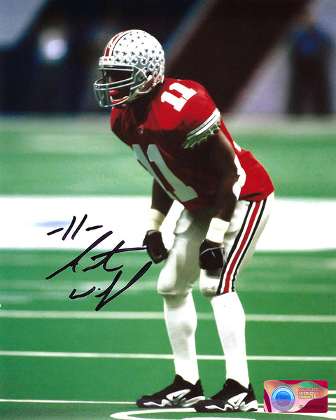 Antoine Winfield OSU 8-3 8x10 Autographed Photo - Certified Authentic