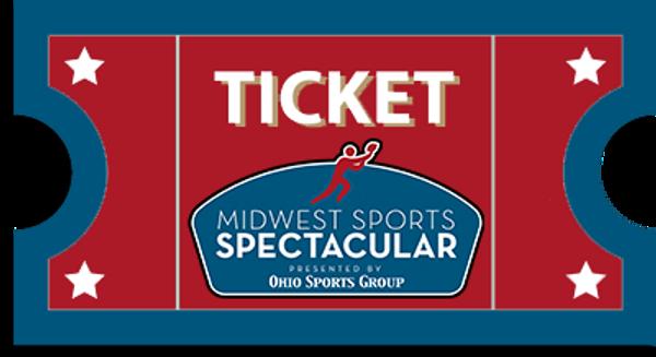 Admission Ticket MWSS20