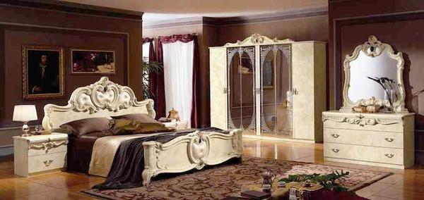 Rimini Bedroom Set