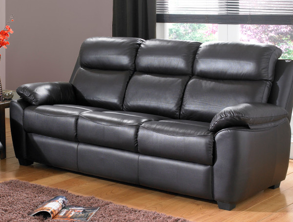 Fabric or Leather Sofas