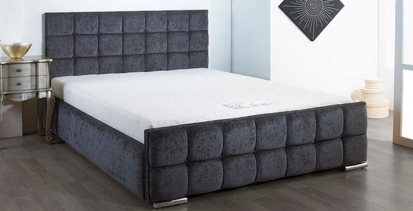 "Devon 4'6"" Double Bed"