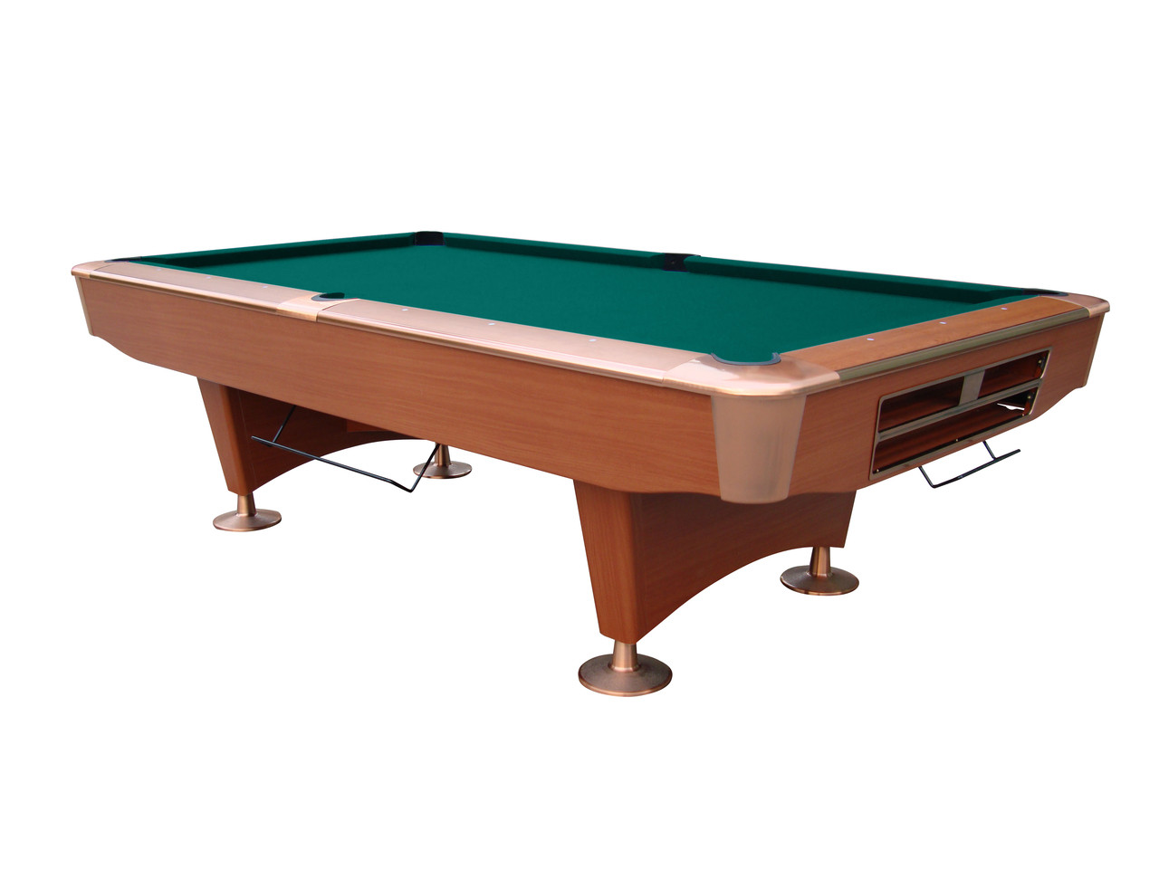Playcraft Southport Cherry Pool Table 8 Or 9 Ball
