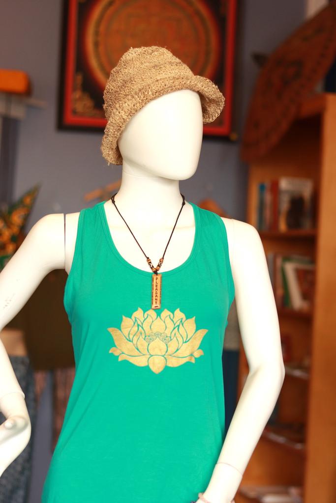 Handmade Pleasant Message Bone Pendant For Men Or Women Boho Necklace