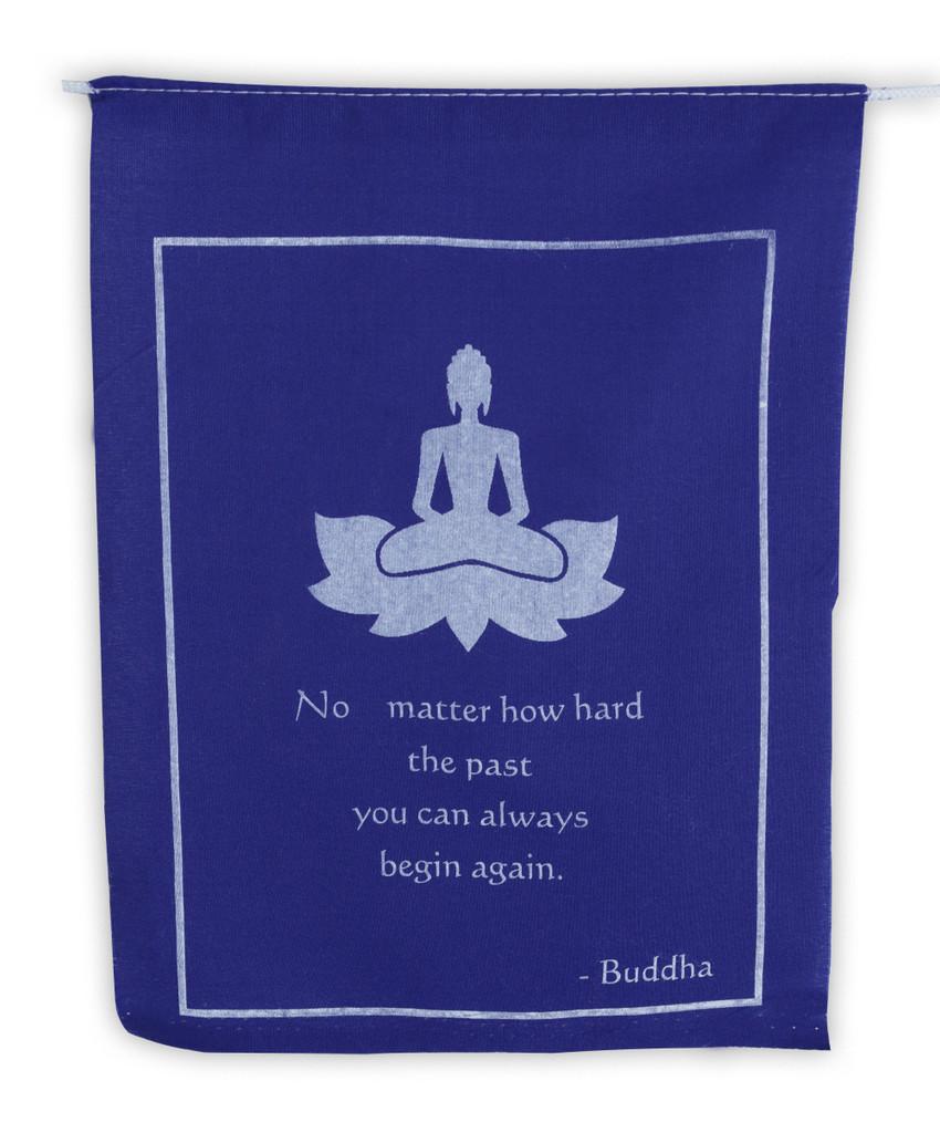 Handmade Meditation Peace Prayer Flags