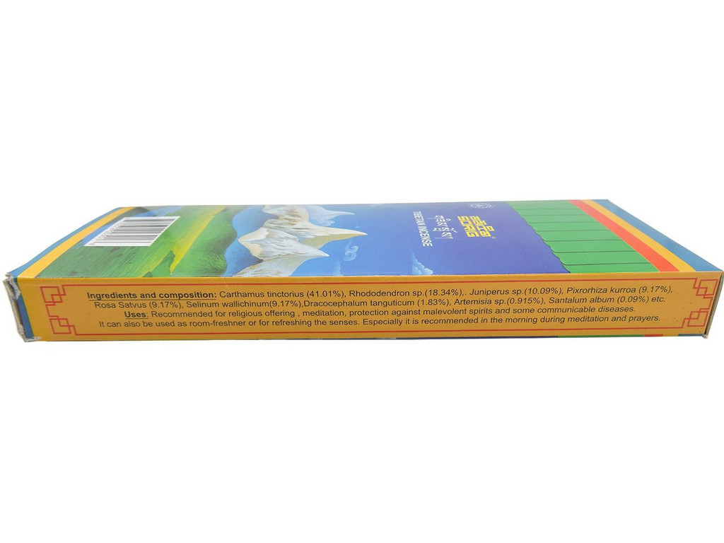 Men-Tse-Khang Incense 60 pack