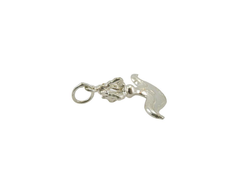 Phurba Chopper Pendant Necklace
