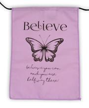 Handmade Believe, Dream, Happy, Love, Wisdom, Mindful Affirmation Prayer Flags