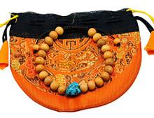 Sandalwood Wrist Malas many choice (Tibetan Turquoise)