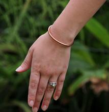 Tibetan Hand Crafted Copper Medicine Bracelet From Nepal (11)