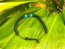 Hands Of Tibet lava Healing Bracelet Volcanic Lava Yoga beads Mala meditation prayer beads wrist mala L-6