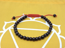 Small Rosewood Wrist Mala/Bracelet (4.5mm)