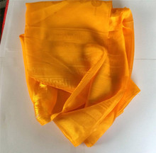 High Quality Tibetan Prayer scarf Kata Gold color