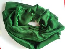 High Quality Tibetan Prayer scarf Kata Green color