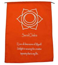 Handmade Small Seven Chakra Prayer Flags