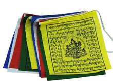 Mini Green Tara prayer flags