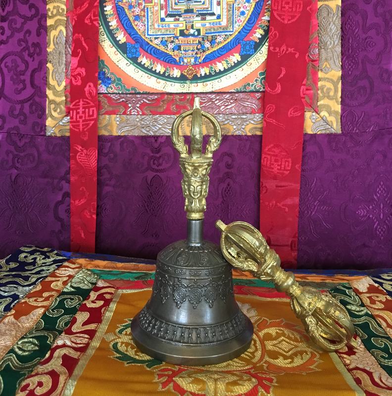 The Significance of the Bell and Dorje