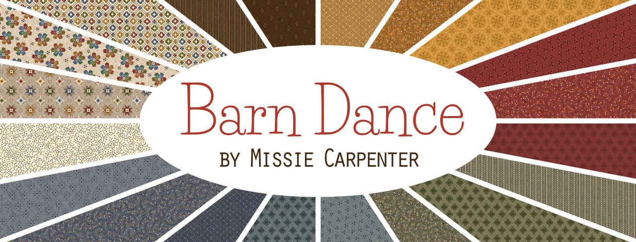 Barn Dance, Fabrics