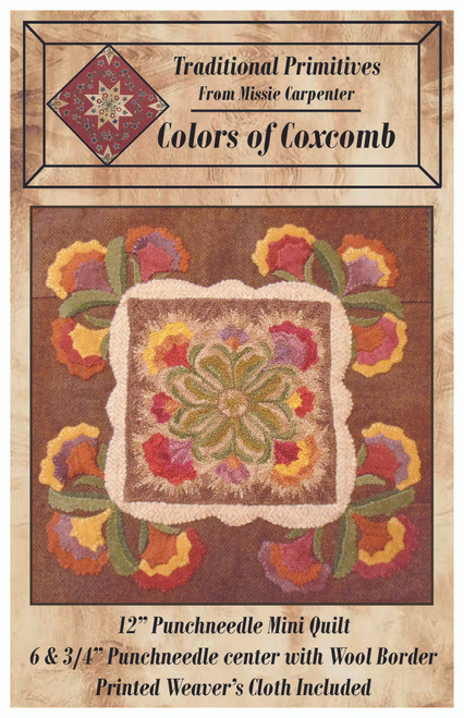 Colors Of Coxcomb