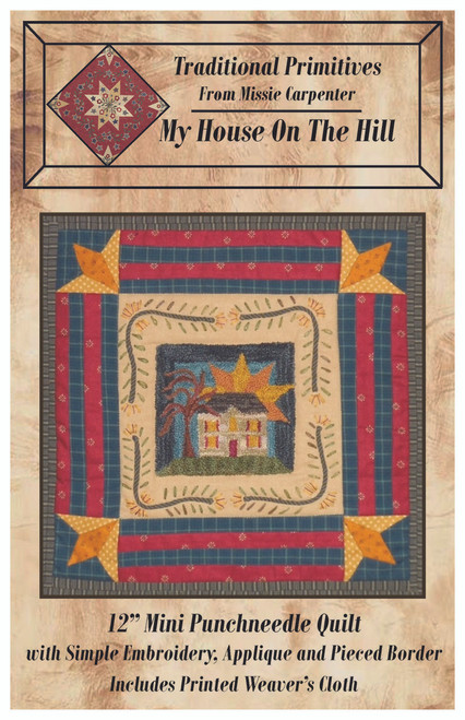 My House On The Hill Pattern