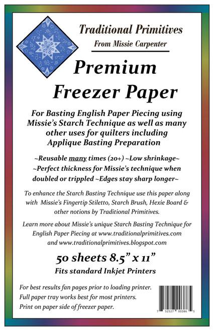 Premium Freezer Paper