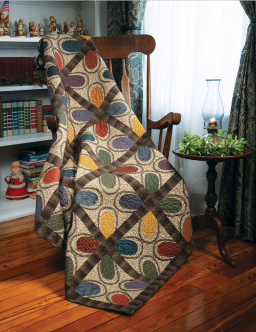 Primitive Quilts & Projects Magazine with Missie's Quilt inside!