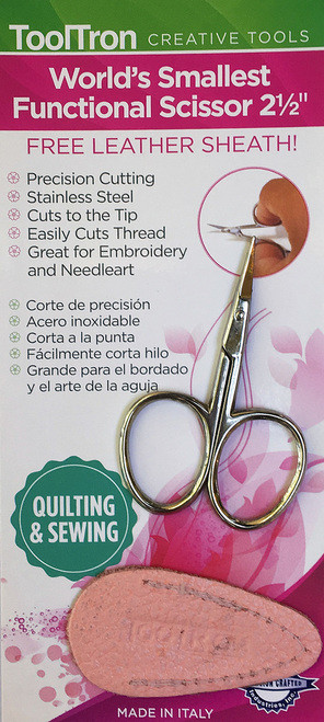 Worlds Smallest Scissors