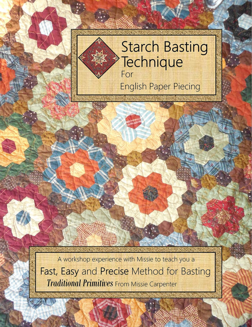 Starch Basting Technique Book