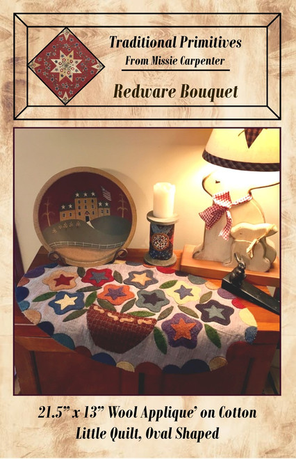 Redware Bouquet