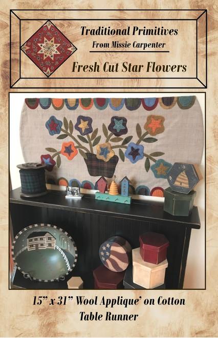 Fresh Cut Star Flowers