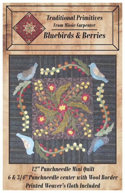 Bluebirds & Berries