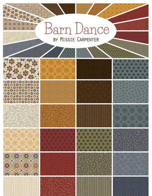 Barn Dance Fabric Bundles