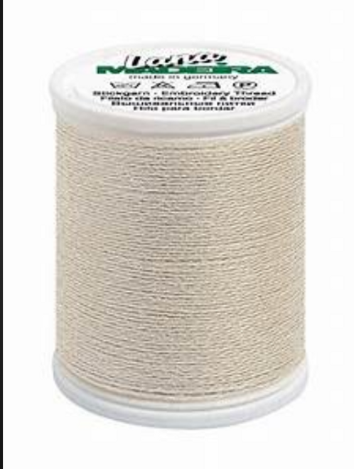 Ivory/Cream Lana Wool Thread
