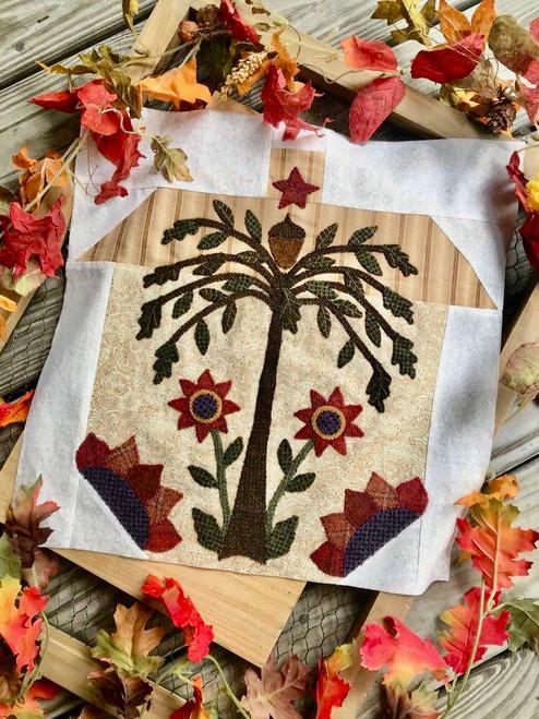 The Acorn Tree- Woolen Oak Mystery Stitch-A-Long