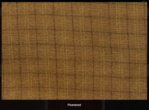 Pearwood Woolen Fabric