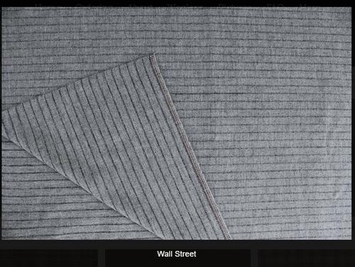 Wall Street Woolen Fabric