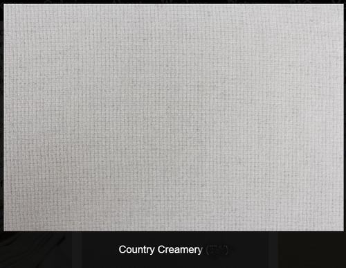 Country Creamery Woolen Fabric