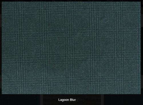 Lagoon Blue Woolen Fabric