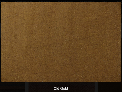 Old Gold Woolen Fabric